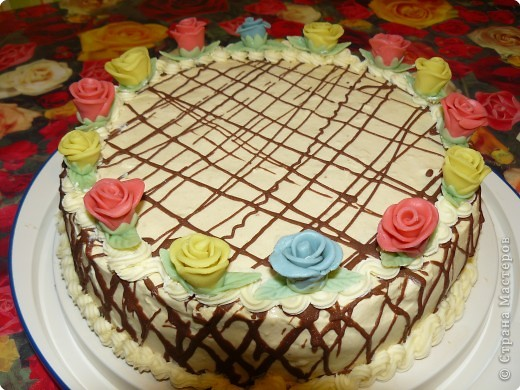 Мои скромные торты фото 2