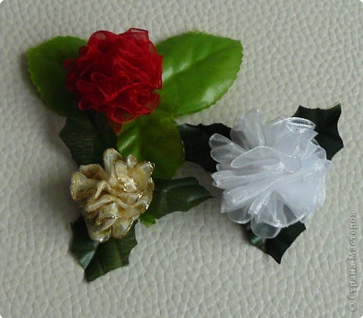 Не определена: Просто цветы своими руками фото 1