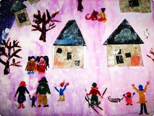 Рисование и живопись: Рождество фото 3