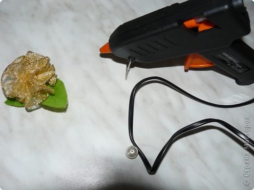 Мастер класс по изготовлению простого цветочка фото 8