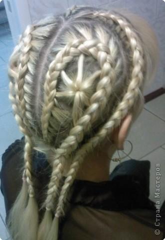 Прическа Плетение Плетение кос Волосы фото 15