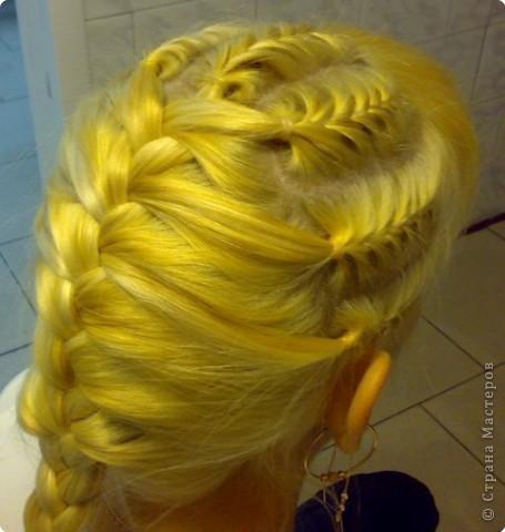 Прическа Плетение Плетение кос Волосы фото 10