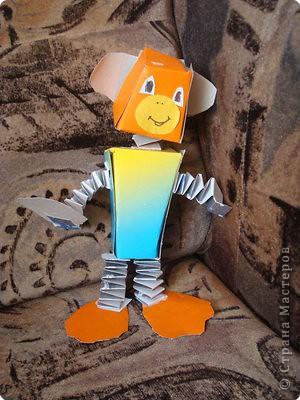 Не определена: Робот Тедди