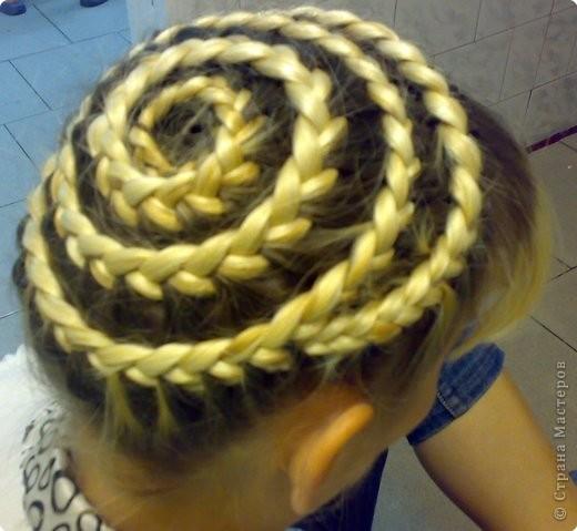 Прическа Плетение Плетение кос Волосы фото 12