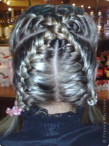 Прическа Плетение Плетение кос Волосы фото 8