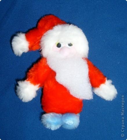 Шитьё: Дед Морозик