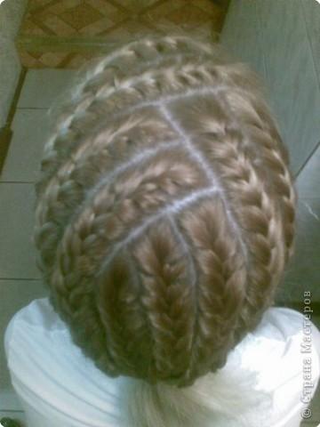 Прическа Плетение Плетение кос Волосы фото 9