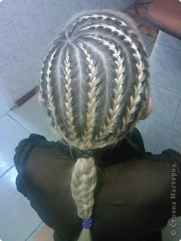 Прическа Плетение Плетение кос Волосы фото 13