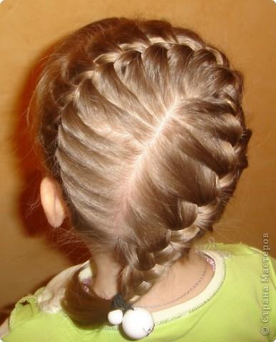 Уроки по плетению кос фото