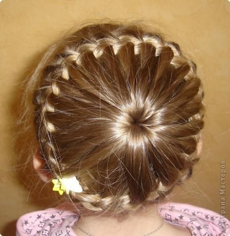 Прическа Плетение Плетение кос