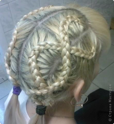 Прическа Плетение Плетение кос Волосы фото 14