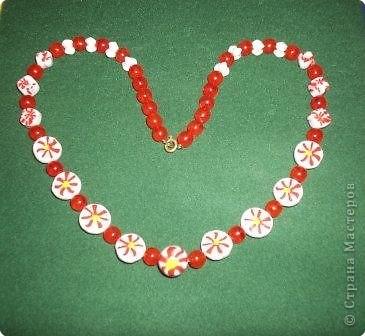 Лепка: Цветы из пластики фото 2