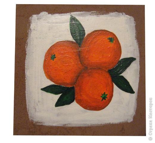 горячее Апельсины Краска