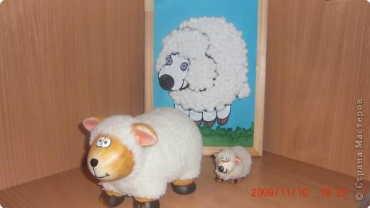 Были у нас две овечки ,мама и деть ее. Ну мы и подумали ,что ж ребенку без отца расти!  фото 1
