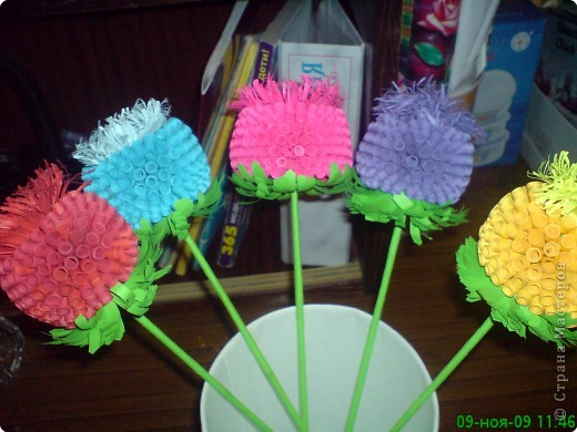 мои цветочки,спасибо Стране Мастеров! фото 1