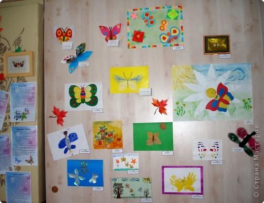 Ну вот и свершилось! За окнами - снег, а у нас в детском саду всеми цветами радуги переливаются крылья бабочек!  фото 2