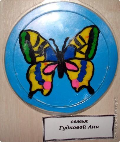 Ну вот и свершилось! За окнами - снег, а у нас в детском саду всеми цветами радуги переливаются крылья бабочек!  фото 9