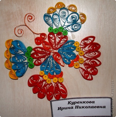 Ну вот и свершилось! За окнами - снег, а у нас в детском саду всеми цветами радуги переливаются крылья бабочек!  фото 14