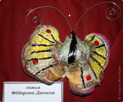 Ну вот и свершилось! За окнами - снег, а у нас в детском саду всеми цветами радуги переливаются крылья бабочек!  фото 21