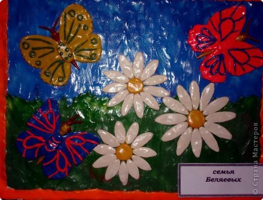 Ну вот и свершилось! За окнами - снег, а у нас в детском саду всеми цветами радуги переливаются крылья бабочек!  фото 10