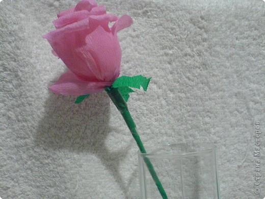 Оригами: Розочка фото 1