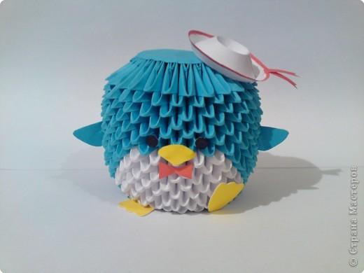 Как сделать поделку оригами из модулей для начинающих