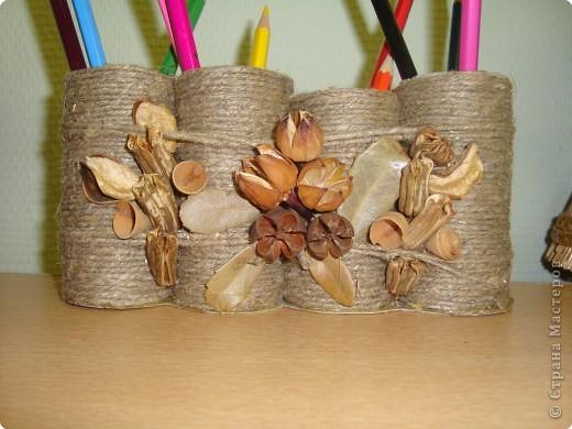 Карандашница. фото 2