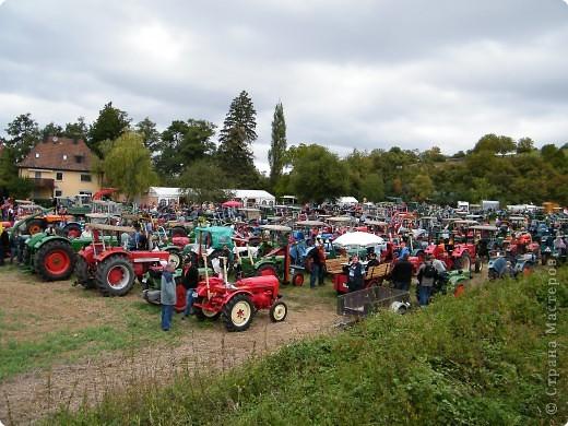 Встреча тракторов (праздник) фото 2