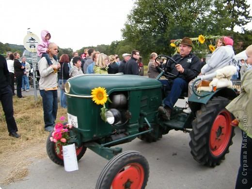 Встреча тракторов (праздник) фото 4