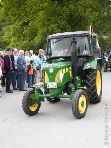 Встреча тракторов (праздник) фото 1