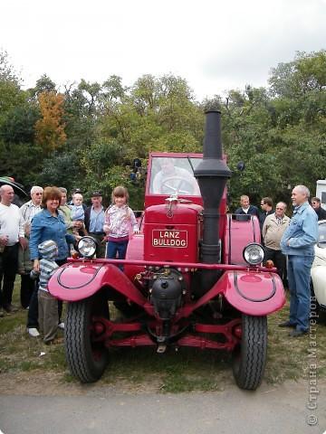 Встреча тракторов (праздник) фото 5