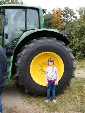Встреча тракторов (праздник) фото 6