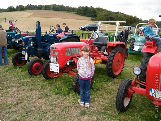 Встреча тракторов (праздник) фото 7