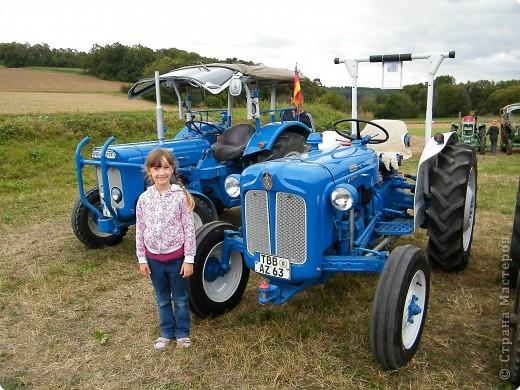Встреча тракторов (праздник) фото 8