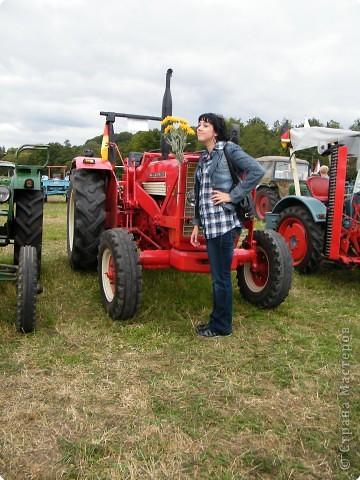 Встреча тракторов (праздник) фото 9