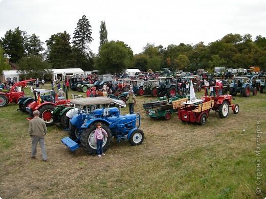 Встреча тракторов (праздник) фото 10