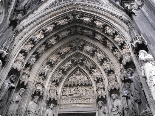 Кёльнский собор фото 23