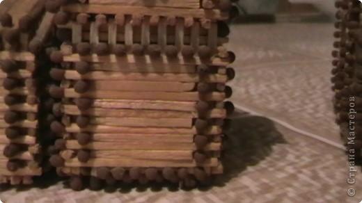 По просьбам Мастериц поясню технику сборки Замка.Это общий вид.Сразу приношу извинения за качество фотографий.Снимала вечером,при искусственном освещении. фото 4