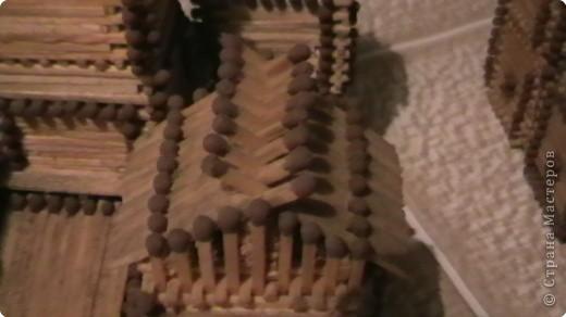 По просьбам Мастериц поясню технику сборки Замка.Это общий вид.Сразу приношу извинения за качество фотографий.Снимала вечером,при искусственном освещении. фото 6