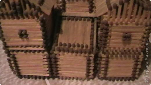 По просьбам Мастериц поясню технику сборки Замка.Это общий вид.Сразу приношу извинения за качество фотографий.Снимала вечером,при искусственном освещении. фото 8