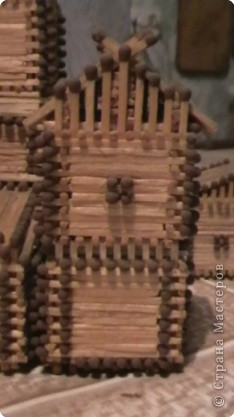 По просьбам Мастериц поясню технику сборки Замка.Это общий вид.Сразу приношу извинения за качество фотографий.Снимала вечером,при искусственном освещении. фото 3