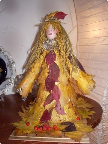 Королева-осень 2009г.