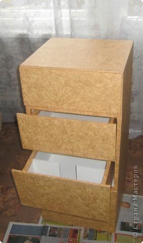 Шкаф своими руками из картона