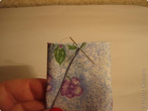 Квадрат ткани 15x15 см фото 5