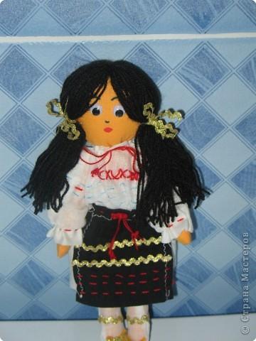 Шитьё: Куклы