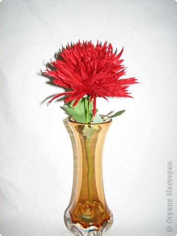 Нарядные георгины, изысканные розы,  и многие другие цветы можно сделать своими руками из ткани!!! фото 8