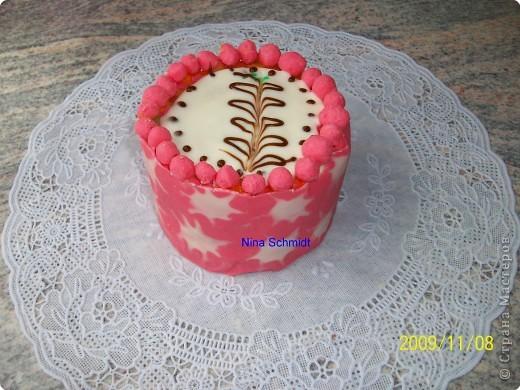 Мини-тортик фото 2