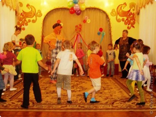 наш клоун - затейник ФЕДЮШКА фото 3