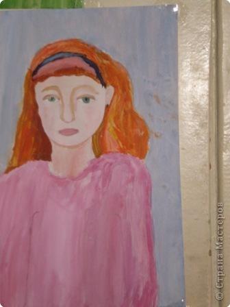 Рисование и живопись: Портрет