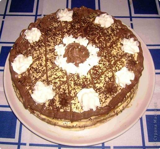 Рецепт кулинарный: Торт
